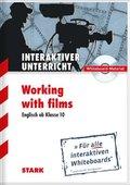 Interaktiver Unterricht: Working with films - Englisch ab Klasse 10, CD-ROM