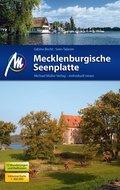 Mecklenburgische Seenplatte, m. Karte