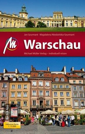 MM-City Warschau, m. Karte