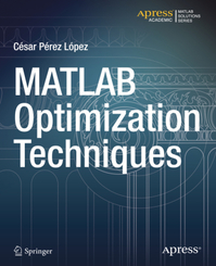 MATLAB Optimization Techniques