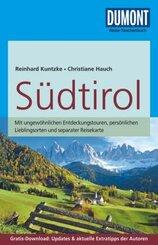 DuMont Reise-Taschenbuch Reiseführer Südtirol