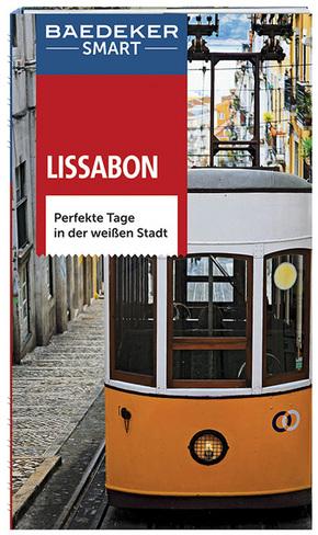 Baedeker SMART Reiseführer Lissabon