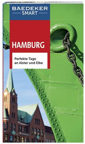 Baedeker SMART Reiseführer Hamburg