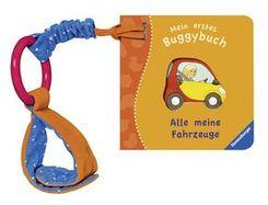Mein erstes Buggybuch - Alle meine Fahrzeuge