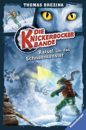 Die Knickerbocker-Bande - Rätsel um das Schneemonster
