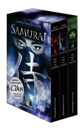 Samurai - Band 1-3 im Schuber (3 Bücher)