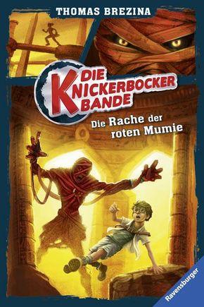 Die Knickerbocker-Bande - Die Rache der roten Mumie