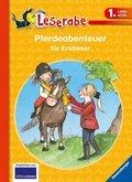 Pferdeabenteuer für Erstleser - Leserabe 1. Klasse - Erstlesebuch für Kinder ab 6 Jahren