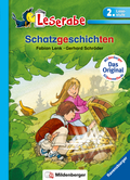 Schatzgeschichten - Leserabe 2. Klasse - Erstlesebuch für Kinder ab 7 Jahren