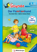 Der Familienhund - Leserabe 2. Klasse - Erstlesebuch für Kinder ab 7 Jahren