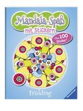Mandala-Spaß mit Stickern: Frühling