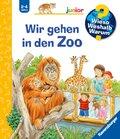 Wir gehen in den Zoo - Wieso? Weshalb? Warum? junior Bd.30