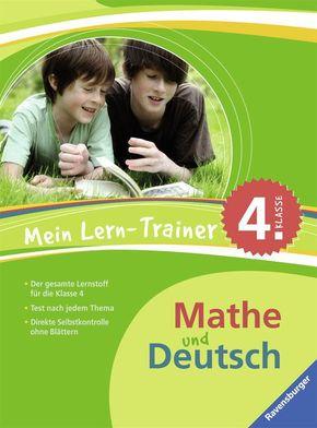 Mein Lern-Trainer; 4. Klasse