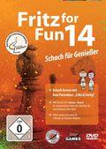 Fritz for Fun 14 - Schach für Genießer, DVD-ROM