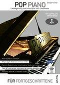 Pop Piano - Liedbegleitung und freies Spiel nach Leadsheets, m. CD-Plus