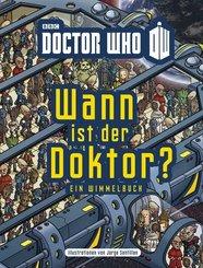 Wann ist der Doktor?
