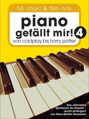 Piano gefällt mir!, Klebebindung - Bd.4