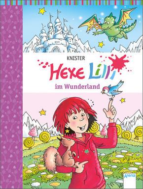 Hexe Lilli im Wunderland