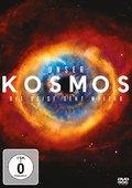 Unser Kosmos - Die Reise geht weiter, 4 DVDs