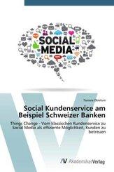 Social Kundenservice am Beispiel Schweizer Banken
