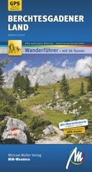 Berchtesgadener Land MM-Wandern Wanderführer Michael Müller Verlag