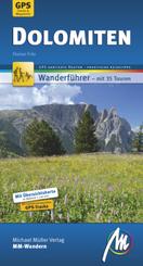 Dolomiten MM-Wandern Wanderführer Michael Müller Verlag