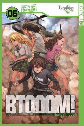 BTOOOM! - Bd.6
