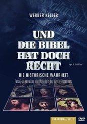 Und die Bibel hat doch recht - Die historische Wahrheit, 1 DVD