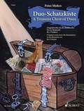 Duo-Schatzkiste, 2 Violinen, Spielpartitur