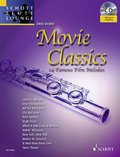 Movie Classics, für Flöte, m. Audio-CD, m. Klaviersatz