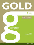Gold first - Coursebook