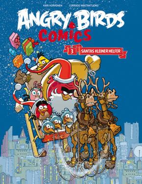Angry Birds - Santas kleiner Helfer (Comics)