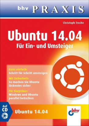Ubuntu 14.04, m. CD-ROM