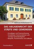 Das Abgabenrecht der Städte und Gemeinden (f. Österreich)