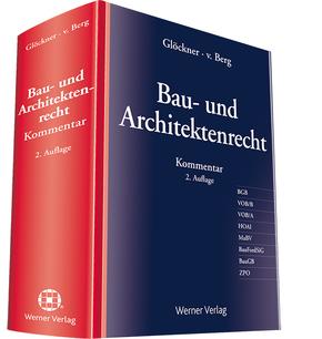 Bau- (BauR) und Architektenrecht, Kommentar