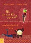 Wer hat mein Eis gegessen? Kurdisch/Sorani-Deutsch