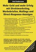 Mehr Geld und mehr Erfolg mit Direktmarketing, Werbebriefen, Mailings & Direct Response-Anzeigen