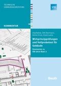 Wirkprinzipprüfungen und Vollprobetest für Gebäude