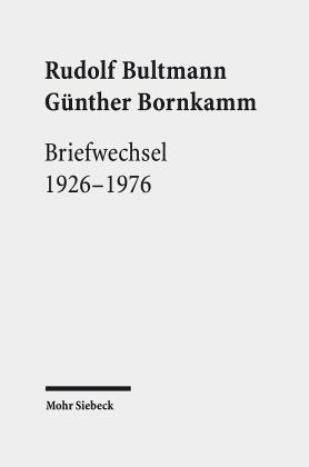 Briefwechsel 1926-1976