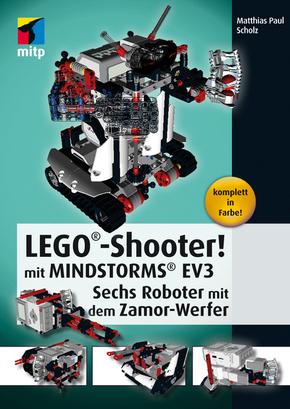LEGO® -Shooter! mit MINDSTORMS® EV3