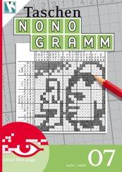 Taschen-Nonogramm - Bd.7