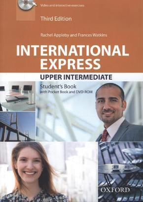 International Express: Upper-Intermediate: Student's Book with Pocket Book and DVD-ROM