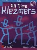 All Time Klezmers, für Violoncello, m. Audio-CD