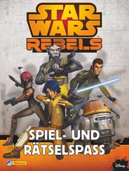 Star Wars™ Rebels - Spiel- und Rätselspaß