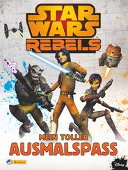 Star Wars™ Rebels - Mein toller Ausmalspaß