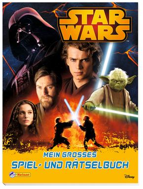 Star Wars™ - Mein großes Spiel- und Rätselbuch