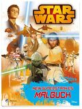 Star Wars™ - Mein superstarkes Malbuch
