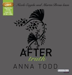 After truth, 3 MP3-CDs