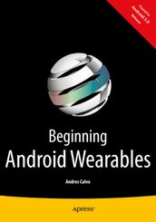 Beginning Android Wearables
