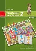 Sprachspiele zum Satzbau - Bd.2